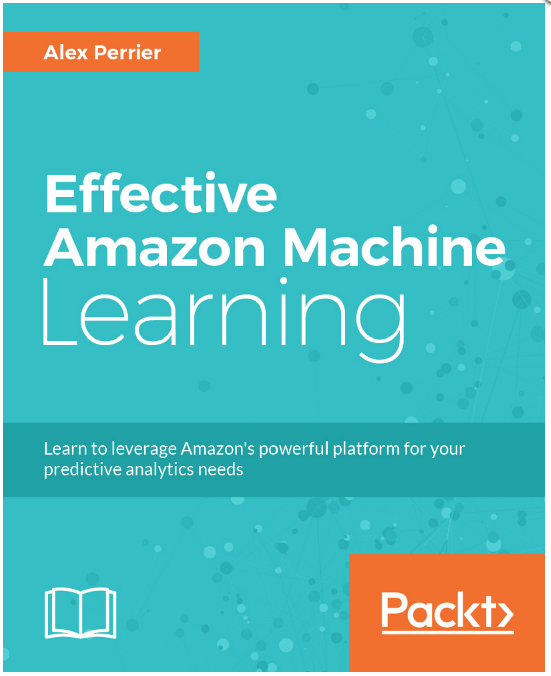 Effective Amazon Machine Learning Book Cover